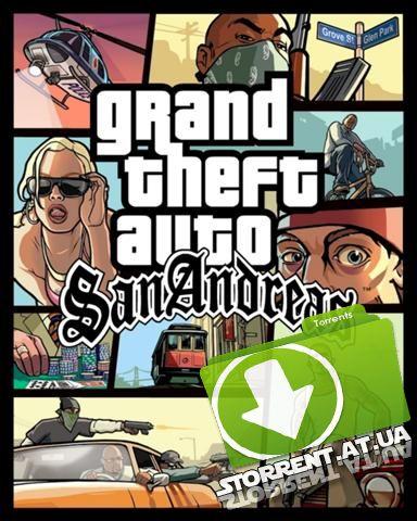 Скачать GTA San Andreas ORIGINAL (чистая версия) бесплатно в торрент!