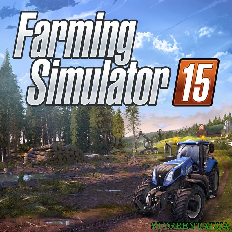 скачать игру Farming Simulator 2015 на компьютер - фото 4