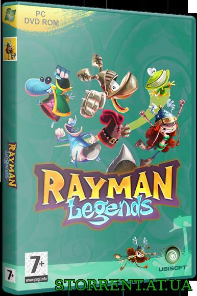 Rayman legends лицензия скачать торрент