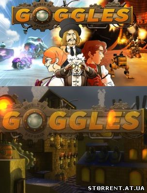 Goggles: World of Vaporia (2015) (PC)