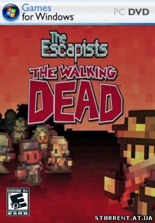 The Escapists: The Walking Dead (2015) (PC)