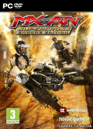 MX vs. ATV Supercross Encore (2015) (PC)
