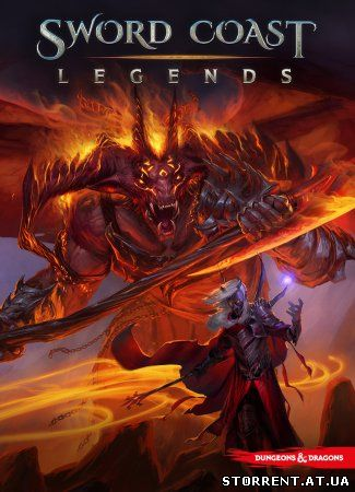Sword Coast Legends (2015) (PC)